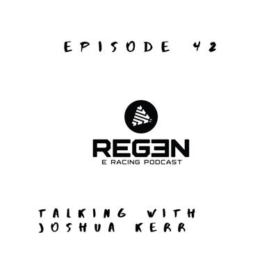Cover art for Talking with Joshua Kerr