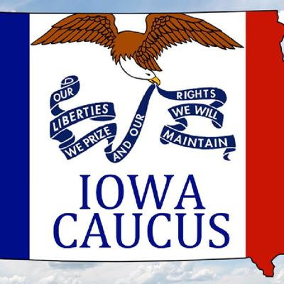 Cover art for Jacob Custer - Iowa Caucus (S1:E5)