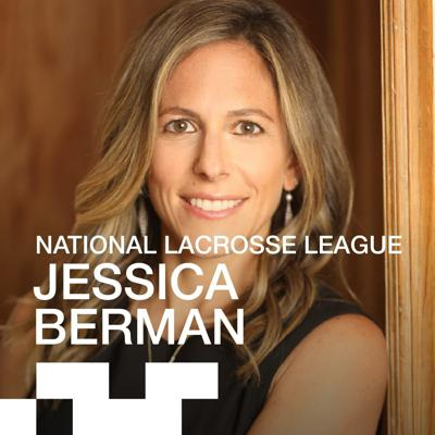 Cover art for Jessica Berman, Deputy Commissioner of the NLL