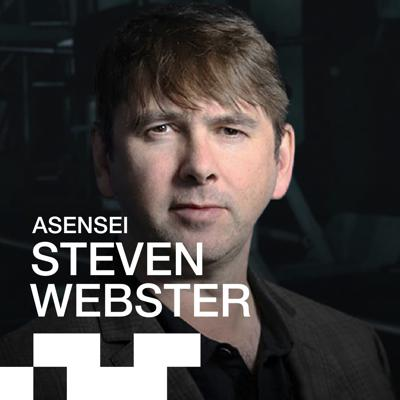 Cover art for Steven Webster, CEO and Founder of asensei