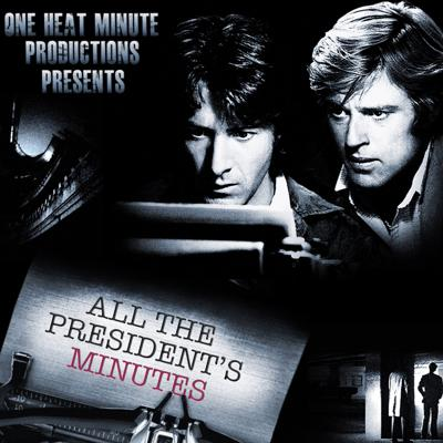 Cover art for All The President's Minutes - Minute 42 with Oeuvre Busters (Liam Billingham and George Fragopoulos)