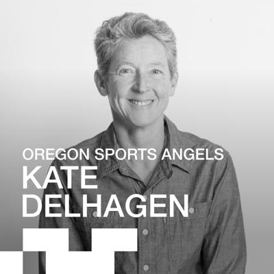 Cover art for Kate Delhagen, Founder of Oregon Sports Angels