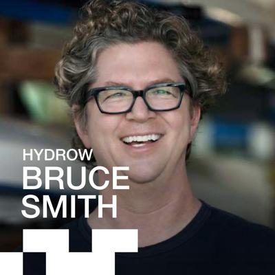 Cover art for Bruce Smith, CEO of Hydrow