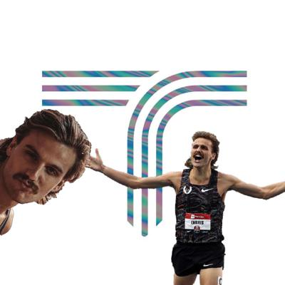 Cover art for CRAIG ENGELS- Talking mullet miles with THE mullet miler.