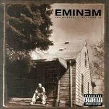 Cover art for Ep. 30: Eminem-The Marshall Mathers LP.