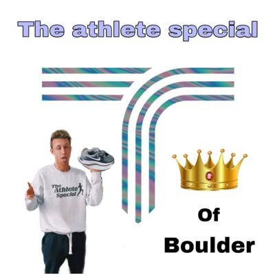 Cover art for THE ATHLETE SPECIAL - The king of boulder