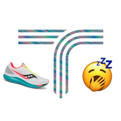 Cover art for THE BEST RUNNING SHOES EVER