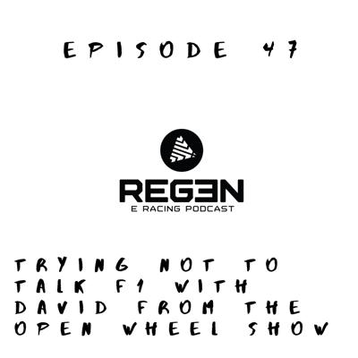 Cover art for Trying not to talk F1 with with David from The Open Wheel Show