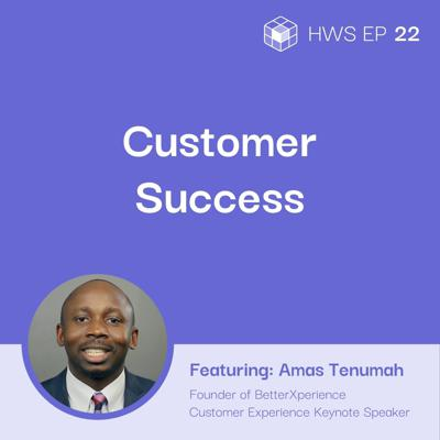 Cover art for Find Customer Sentiment and Heighten Customer Experience With Amas Tenumah
