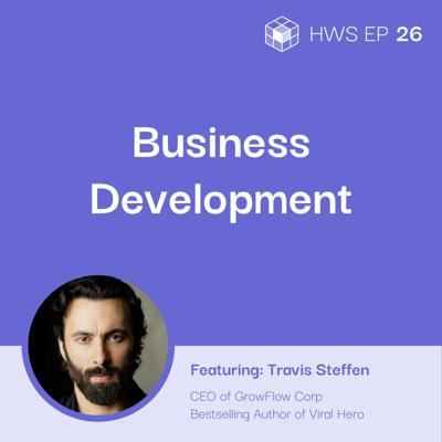 Cover art for How to Run a Business in a Highly Regulated Industry With Travis Steffen