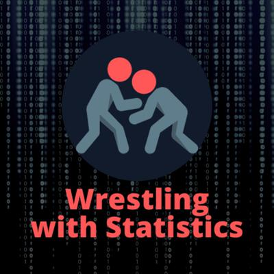 Cover art for Wrestling with Statistics with Guest Mags from WhyWeWatch: NJPW New Japan Cup Match Breakdowns