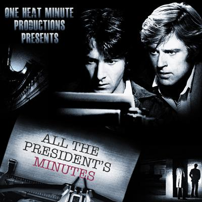 Cover art for All The President's Minutes - Minute 96 with Melissa Matheson