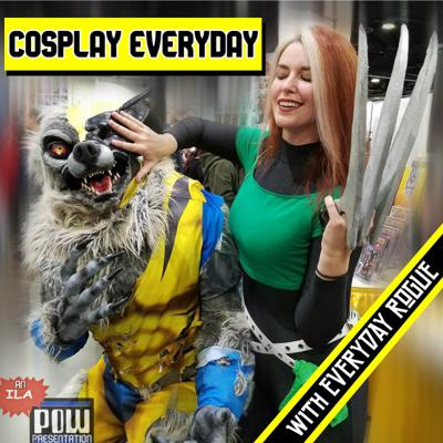 Cosplay Everyday with Everyday_Rogue