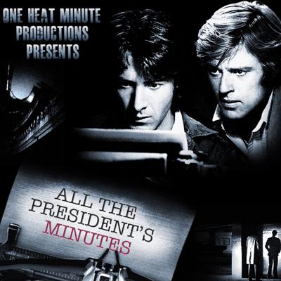 Cover art for All The President's Minutes - Minute 97 with James Oliphant