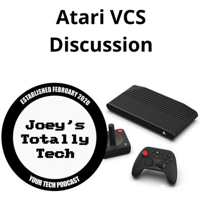 Cover art for Atari VCS Discussion