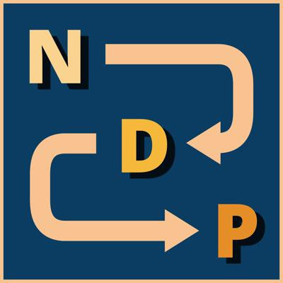Cover art for [NDP 12] - You Know What and the Cultural Singularity?