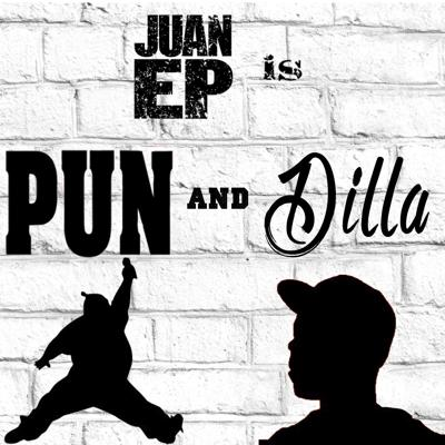 Cover art for Juan Ep is Pun and Dilla