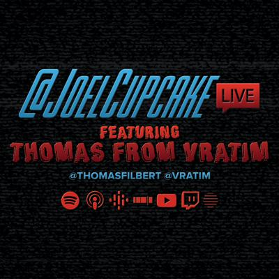 Cover art for Live with Thomas Filbert from VRATIM & Secret Keeper