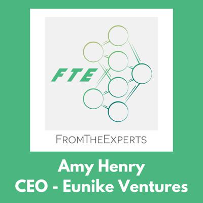 Cover art for Amy Henry - CEO Eunike Ventures