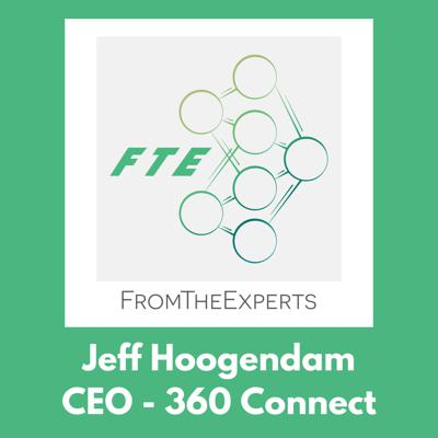 Cover art for Jeff Hoogendam - 360 Connect