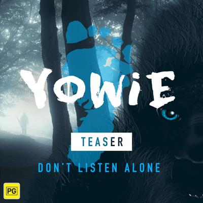 Cover art for Yowie Teaser