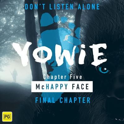 Cover art for McHappy Face