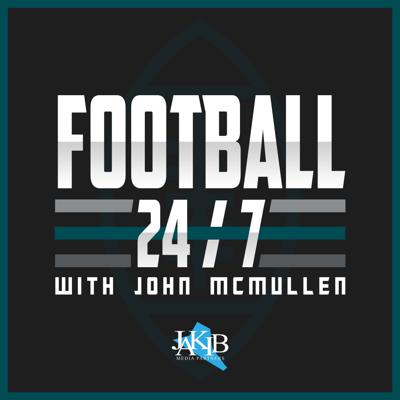 NFL Insider John McMullen is the best in the business covering the Eagles and the NFL. John joins various shows throughout the week, including The Fix w/ Ryan Rothstein, Jody Mac on 94.1 WIP, and plenty others. Catch all his interviews right here!