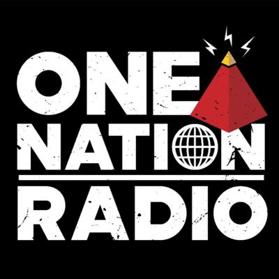 Cover art for One Nation Radio - 6/7/21 - NJPW Dominion/CyberFight Festival 2021/WWE Cuts/Andrade/Lakers/Coach K