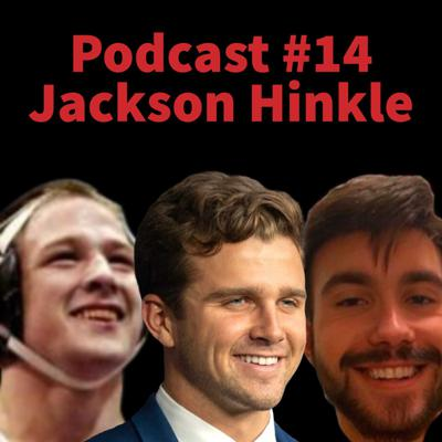 Cover art for Podcast #14 Jackson Hinkle on Patriotism, Marxism Leninism, the People's Party, and More!