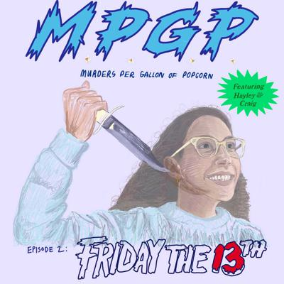 Cover art for Episode 2: Friday the 13th (1980)