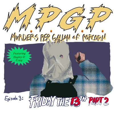 Cover art for Episode 3: Friday the 13th Part 2 (1981)