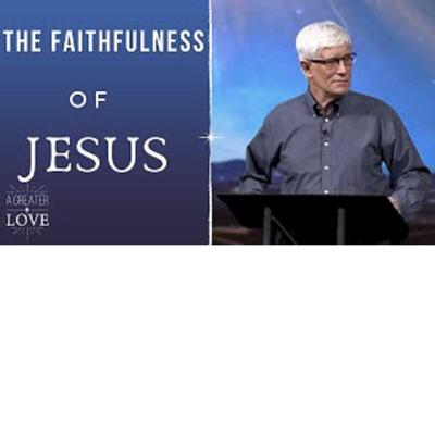 Cover art for A Greater Love - The Faithfulness of Jesus