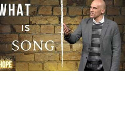 Cover art for Living Hope - What Is Your Song