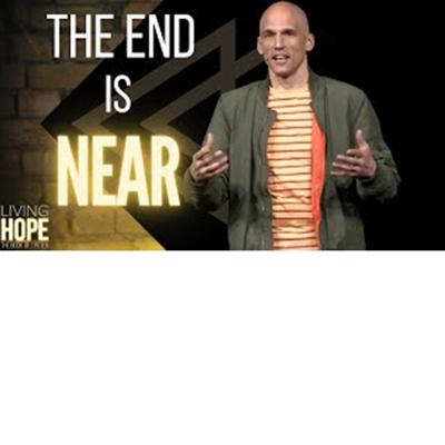 Cover art for Living Hope  - The End is Near