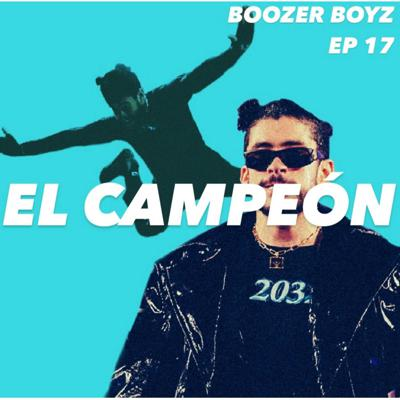 Cover art for Episode 17- El Campeón