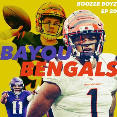 Cover art for Episode 20- Bayou Bengals