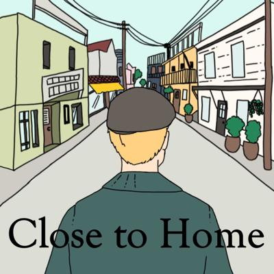 WJFF - Close to Home with Leif Johansen