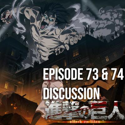 Cover art for Not Like This!?! || Attack On Titan Season 4 Episode 14 & 15 Review/Discussion