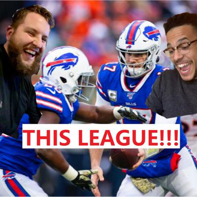 THIS LEAGUE!!! Fantasy Football Podcast