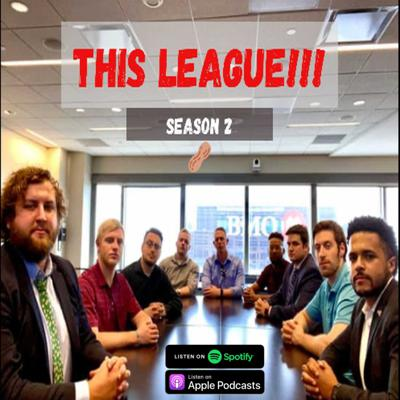 Join Chris Mitchem, Tim Roeder, Aaron Hunt, and other members of the THIS LEAGUE!!! Dynasty League as they breakdown the whackiest fantasy football league in all of the land.