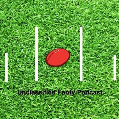 Unclassified Footy Podcast
