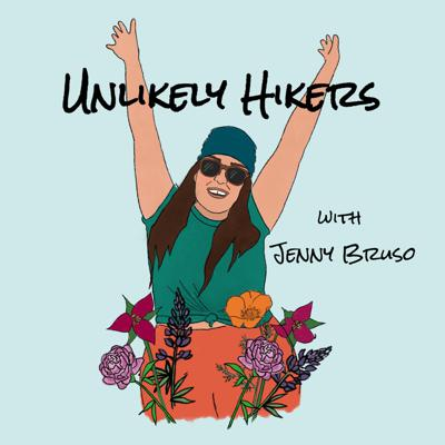 The live show airs every Tuesday at 5pm pst. Join us! More info: jennybruso.com/podcast – As we face this unprecedented time for most of us during the COVID-19 pandemic, connection, community, truth and storytelling feel more important than ever. Jenny Bruso (she/her), founder of Unlikely Hikers on Instagram (@unlikelyhikers), has created this podcast as a way of connecting us through our shared love of the outdoors while we're all staying indoors. Jenny Bruso is a queer, fat, writer, hiker and group hike leader based in Portland, Oregon. Find the full show notes  and join the next LIVE episode at jennybruso.com/podcast