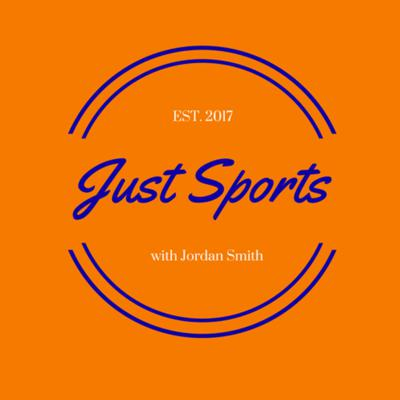 Cover art for Just Sports w/Jordan Smith- Ep. 7: NBA Playoffs and NFL Draft talk