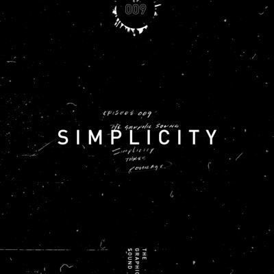 Cover art for 009 - Simplicity