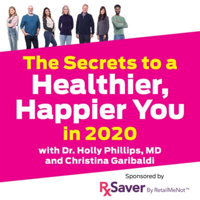 Cover art for SECRETS TO A HEALTHIER HAPPIER YOU!