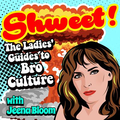 Jeena Bloom is a transgender female comedian that grew up in the world of male pop culture. Now living her best life, she's bringing the loudest, bro-iest pieces of pop culture from her old life to her favorite female comics  Each week, Shweet! A Ladies Guide To Bro Culture will feature a female comedian that will watch or experience, for the first time, a movie, tv show or experience geared toward men. Another comic that is already a fan will join the broadcast and both will discuss with Jeena their experiences, and what it tells them about the world of men and bro culture.  Join Jeena and her guests each week where everything from professional wrestling to Nicholas Cage action movies to Crossfit is open for debate.