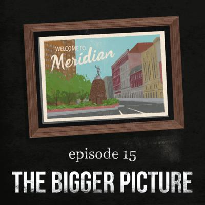 Cover art for The Bigger Picture | 15