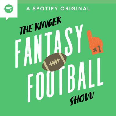 Cover art for Kyle Pitts Secret Clues, Roger Goodell Daps, and NFL Draft Best Bets