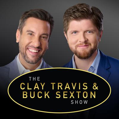 Cover art for Clay Travis and Buck Sexton Show H1 – Oct 14 2021