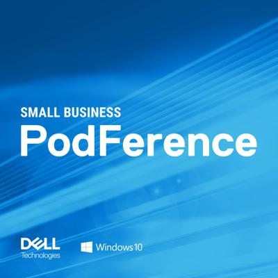 A podcast based conference to share advice and inspiration to support small businesses. As a trusted advisor for small businesses, Dell Technologies has partnered with some of your favorite podcasters to provide you with lessons and strategies you can listen to whenever and wherever you want.